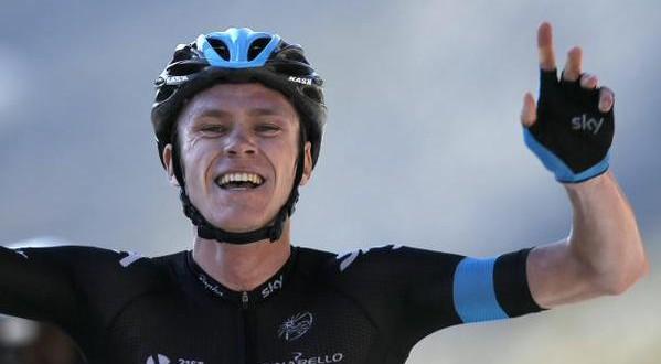 Giro del Delfinato, riscatto di Chris Froome