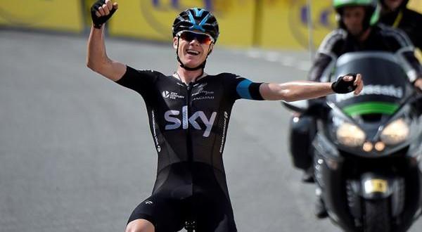 Chris Froome mattatore: suo il Giro del Delfinato 2015!