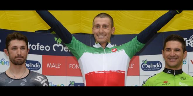 Presentazione Campionato Italiano 2015 – Cronometro