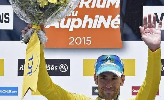 Giro del Delfinato, brillano Rui Costa (tappa) e Nibali (maglia)