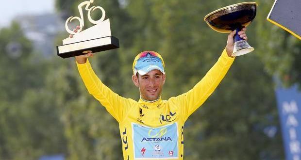 Tour de France 2014: Vincenzo Nibali, un siciliano a Parigi