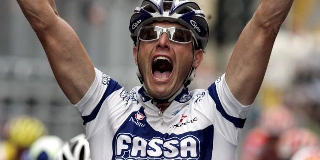 Ale-Jet Petacchi dice basta: addio alle corse a 41 anni