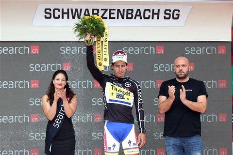 Giro di Svizzera, è ancora Sagan a festeggiare