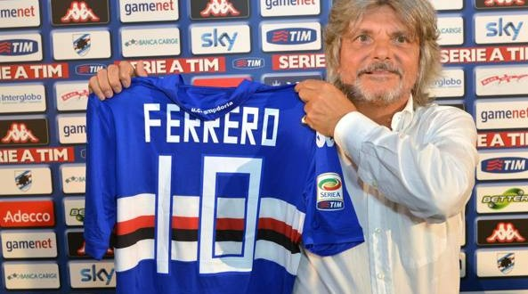 Sampdoria, via libera dall'Uefa: si all'Europa League