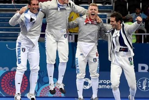 Baku 2015, 27 giugno: calendario finali, azzurri in gara e medagliere