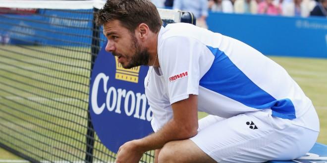 Halle, Federer ai quarti. Queen's, fuori anche Wawrinka