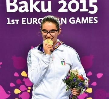 Baku 2015: oro e record Zublasing, bronzo Barillà