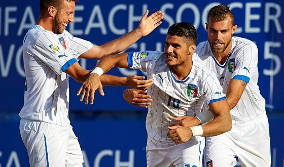 Mondiali beach soccer, Italia già ai quarti: Oman Ko per 4-2