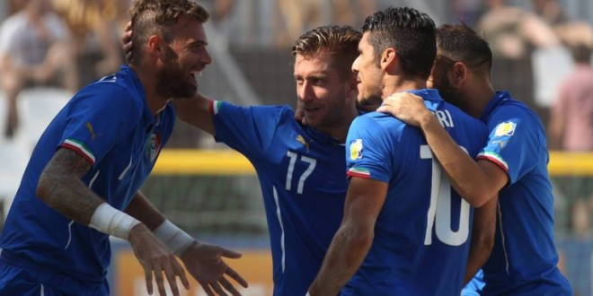 Mondiali beach soccer 2017: i convocati dell'Italia e le ambizioni azzurre