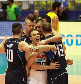 World League, Italia da urlo: Brasile ko 3-2 dopo un tie-break infinito