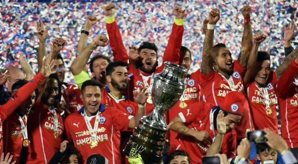 Copa America: Cile, per la prima volta è tua! Altro pianto-Argentina