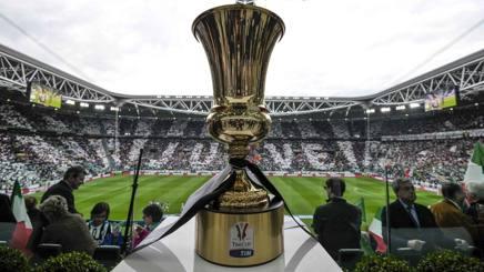 Coppa Italia, ecco il tabellone dell'edizione 2015-16