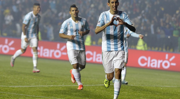 Copa America: l'Argentina gioca a tennis, Paraguay strapazzato 6-1