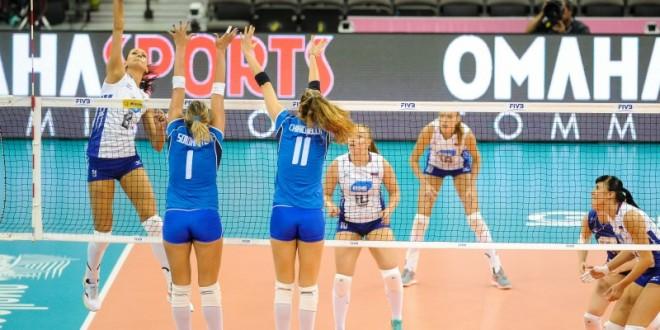 Grand Prix, l'Italia comincia male la Final Six: successo Russia 3-0