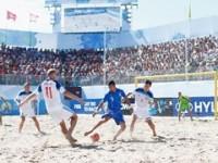 Italia-Russia mondiali di beach soccer