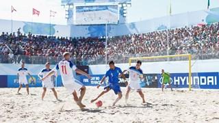 Mondiali di beach soccer, Italia ko e il bronzo è della Russia