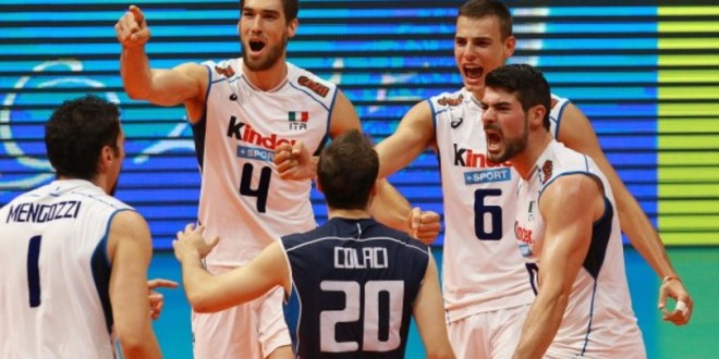 World League, Italia superba! Serbia domata 3-2 da Bira&co.
