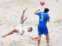 Italia-Tahiti beach soccer