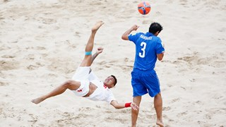 Mondiali di beach soccer: rigori amari, Italia sconfitta da Tahiti