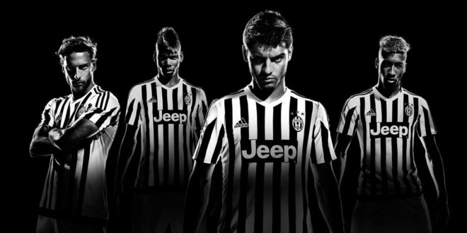 Juventus, ecco le nuove maglie firmate Adidas