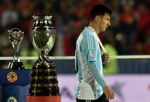 Leo Messi delusione Copa America