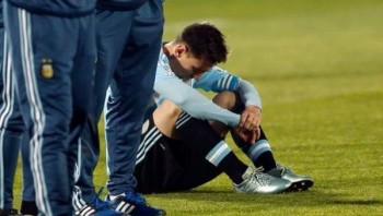 Messi altra delusione Argentina