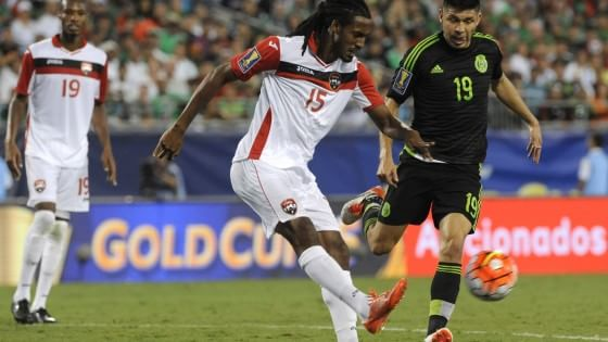 Gold Cup, spettacolare 4-4 fra Messico-Trinidad. Anche Cuba ai quarti