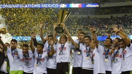 Gold Cup, trionfa il Messico: Giamaica domata 3-1