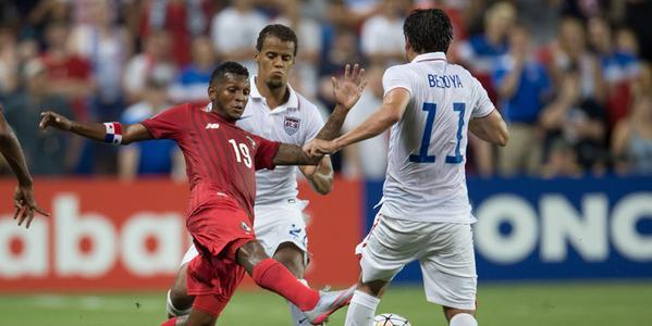 Gold Cup: USA-Panama pari, Haiti vince e centra i quarti