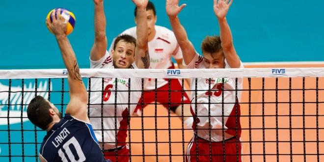 World League, l'Italia va ko 3-1 con la Polonia. Ora si rischia