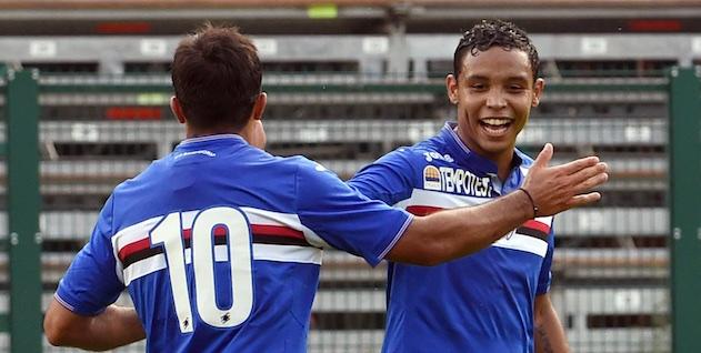Amichevoli: bene Atalanta e Sampdoria