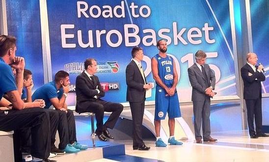 Euro Basket 2015, con Sky si va tutti sotto canestro
