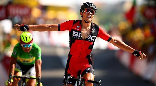 Tour de France: sussulto Van Avermaet, Sagan eterno piazzato