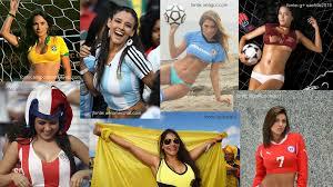 Wags Copa America