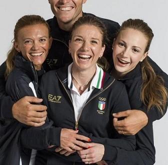 Rio 2016, le divise ufficiali dell'Italia firmate Armani
