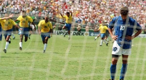 Usa '94, maledetti rigori! Brasile tetracampeón