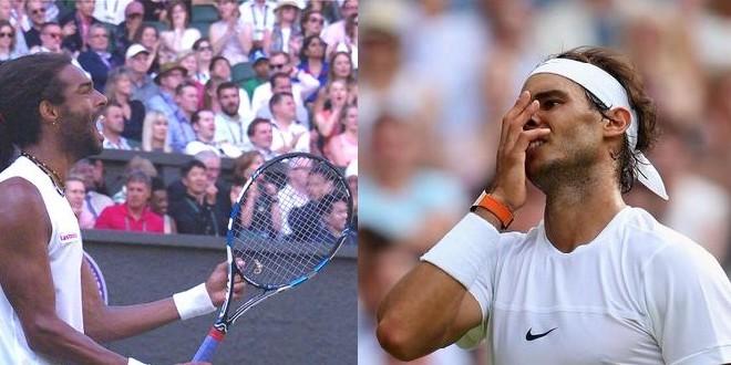 Wimbledon, day 4: tramonto Nadal. Ok Seppi, Ko Fognini