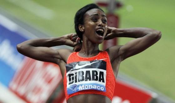 Storica Dibaba: dopo 22 anni cade il record mondiale dei 1500