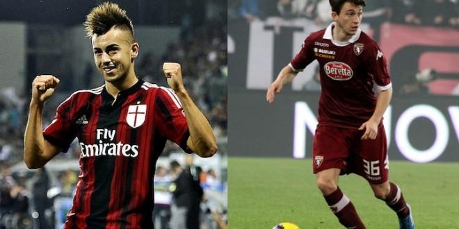 La Serie A perde i pezzi: El Shaarawy, Darmian e Ogbonna lasciano l'Italia