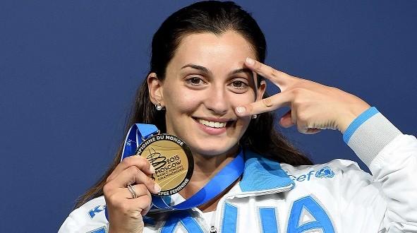 Spada, GP Budapest: Fiamingo qualificata a Rio 2016