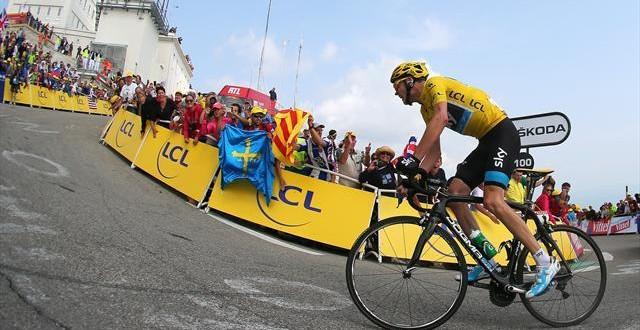 Tour de France, Team Sky pubblica dati tecnici su Froome