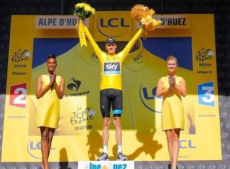 """TDF, Froome: """"Che emozione"""". Nibali: """"Ora riposo, poi Vuelta"""""""