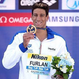 Kazan 2015, Matteo Furlan bronzo nella 5 km