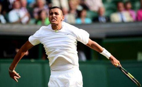 Wimbledon 2017: Wawrinka e Kyrgios salutano, avanti cinque italiani