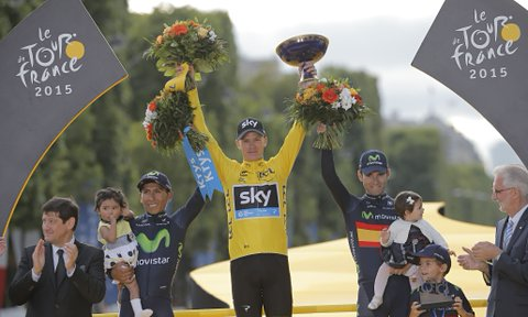 Chris Froome, è bis al Tour de France. Poker Greipel sui Campi Elisi