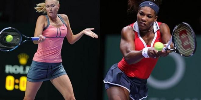 Wimbledon, semifinali Serena-Sharapova e Muguruza-Radwanska