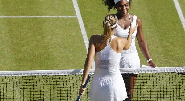 Wimbledon, finale Muguruza-Serena Williams