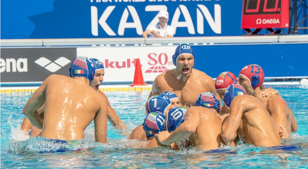 Kazan 2015, riscatto Settebello. Programma e azzurri 30 luglio