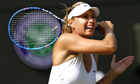 Maria Sharapova rientra e vince. Tra le polemiche