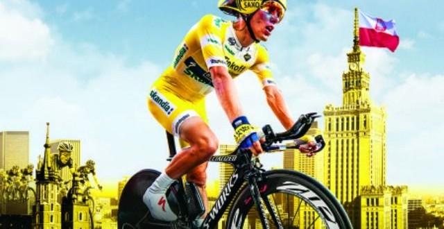 Presentazione Giro di Polonia 2015